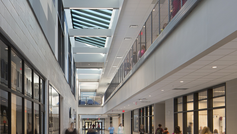 Chapin Middle School Quackenbush Architects Planners