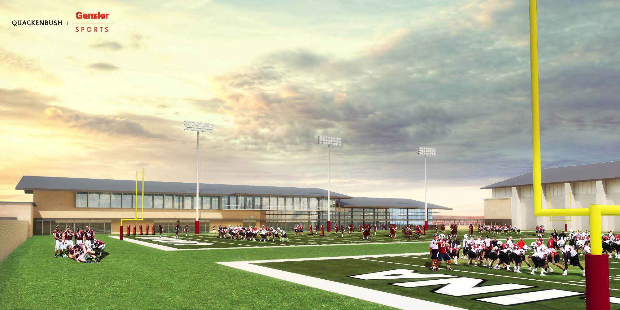 USC Moves Ahead with Football Operations Center